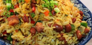 Quick & Delicious Arroz Mamposteao