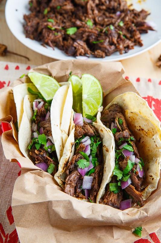 Barbacoa Taco Recipe
