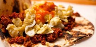 Easy Mexican Breakfast Taco