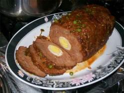 Pulpeta (Cuban Meat Loaf) Recipe