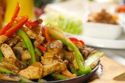 Skinny Chicken Fajita