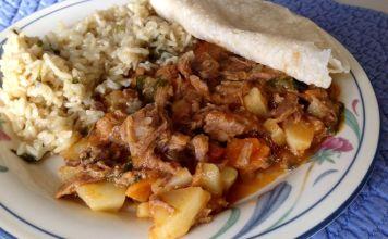 Guatamalan Hilachas Recipe