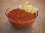 Hot and Spicy Salsa For Your Football Party