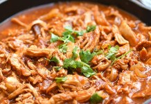 Delicious Mexican Chicken Tinga Recipe