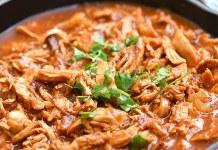 Delicious Mexican Chicken Tinga Recipe