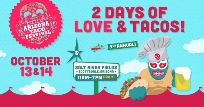 9th Annual Arizona Taco Festival
