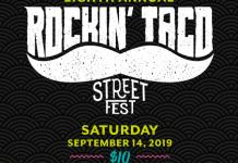 2019 Rockin' Taco Street Fest