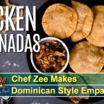 Chef Zee Makes Dominican Style Empanadas!