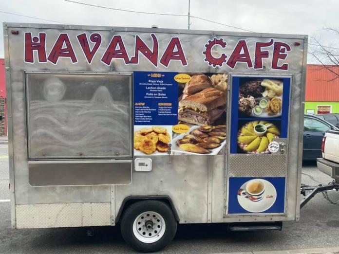 Havana Cafe Food Truck