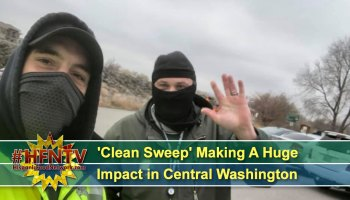 Clean Sweep Making A Huge Impact in Central Washington