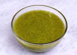 "Salsa Verde or ""Green Sauce"""