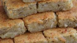 Enyucado ~ Cassava Cheesecake Cake