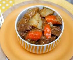 Carne Guisada ~ Beef Stew