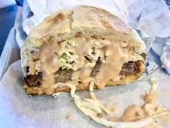 Chimichurri Burger