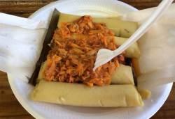 Guanimos ~ Cornmeal Beef Pockets