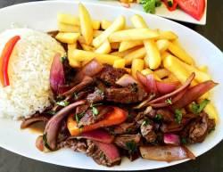 Lomo Saltado ~ Beef Stir Fry