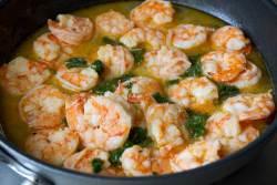 Shrimp in Garlic Sauce ~ Camarones Al Ajillo