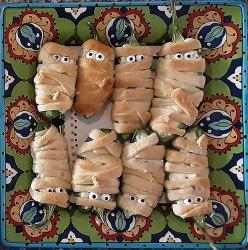 Baked - Bacon Jalapeño Mummies