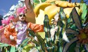 Mardi Gras! Galveston Parades on January 29 to February 9, 2016
