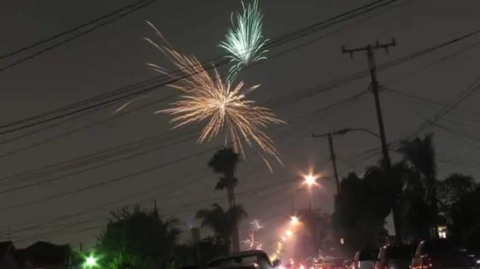 Fourth of july en los angeles