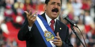 El pueblo hondureño tiene derecho a rebelarse
