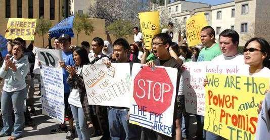 California: universidades públicas, filosofía corporativa