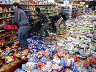 Terremoto en chile, un país que se fue al carajo