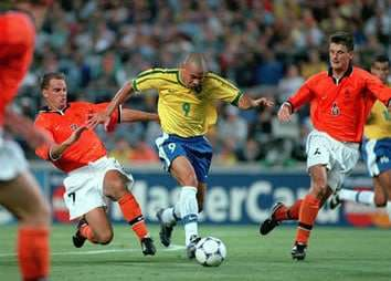 Cuartos: holanda vs. brasil