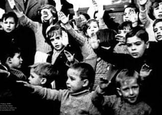 Los niños perdidos del franquismo