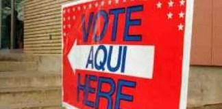Quieren impedir el voto latino