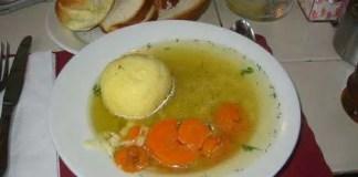 Cada uno y la sopa que lo nombra