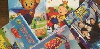 Series de literatura para niños: 5 dvds que recomiendo