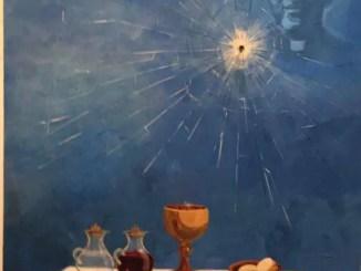 Salvadoreña recuerda a monseñor romero