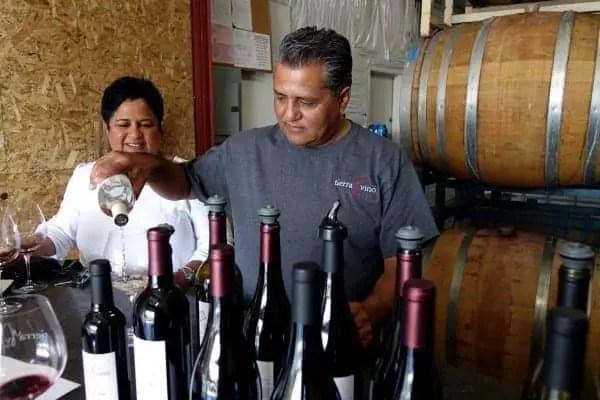 Tierra y vino: magia y sabor del vino artesanal