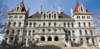 Manifestación por licencias para indocumentados en nueva york