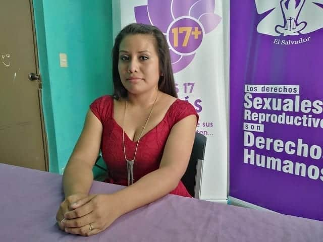 Évelyn hernández quiere luchar por la justicia en el salvador: entrevista