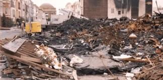 En un terremoto en san francisco, por adriana briff