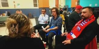 Chilenas y chilenos organizan cabildo comunitario en washington dc para dialogar sobre la situación del país