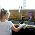 How To Make Cleaning Chores A Family Tradition