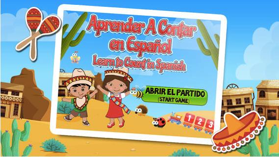 Aprende a contar en Español