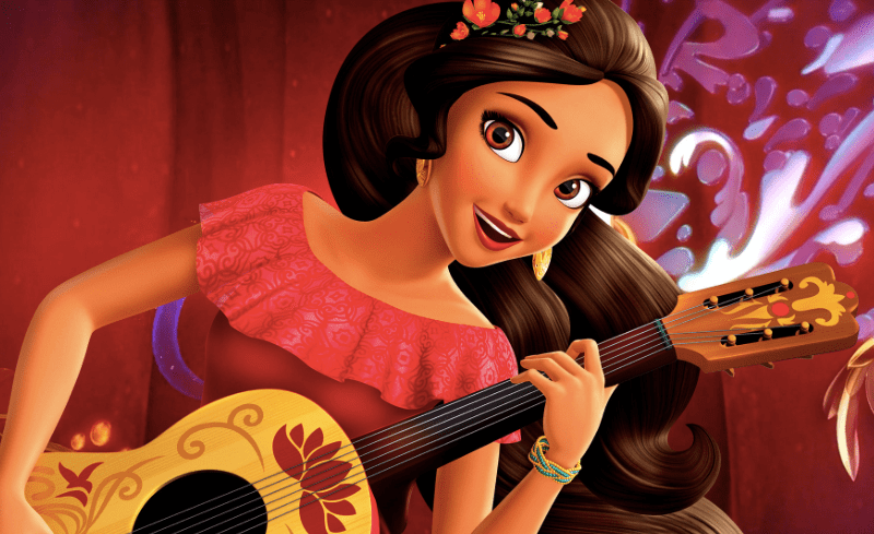 Elena of Avalor: The Importance of Disney's First Latina Princess
