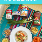 Super Easy Hawaiian Haystack
