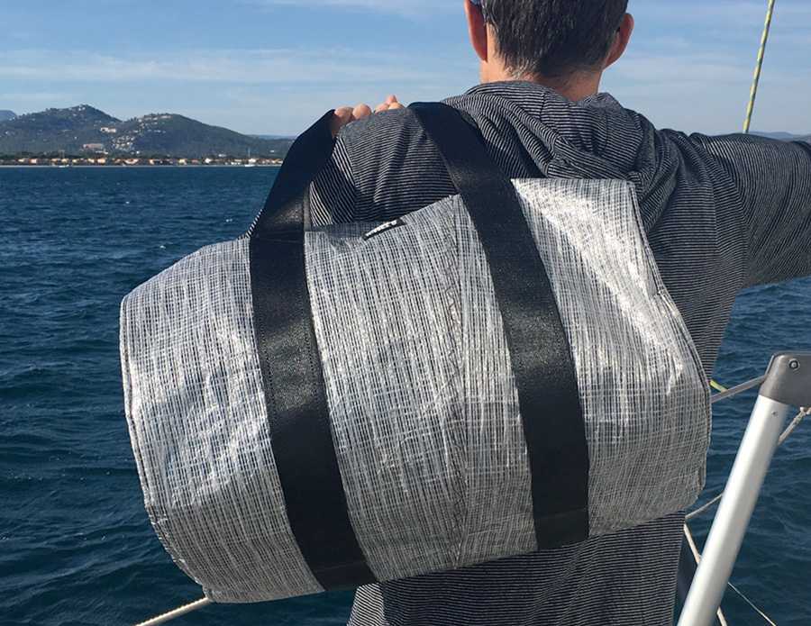 sac de sport OLIVIER HISSEZ Ô