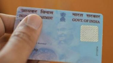 Pan Card Lost: Do not take tension if you lose your PAN card, apply online and get your required documents in a few days