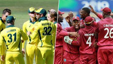 Aus vs WI ODI Series: वेस्टइंडीज के खिलाफ पहले वनडे में इस खिलाड़ी को मिली ऑस्ट्रेलिया टीम की कमान, एरोन फिंच हैं चोटिल