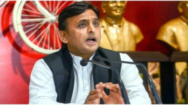 India-China Border Issue: Akhilesh Yadav said - BJP should not repeat the mistake like Congress