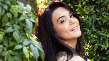 IPL 2020: Preity Zinta's third corona test report also negative