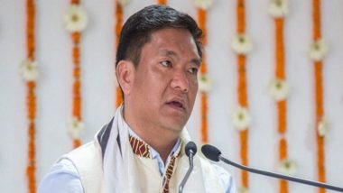 CM Pema Khandu Tests Positive For COVID-19: CM Pema Khandu Corona positive of Arunachal Pradesh, tweeted information