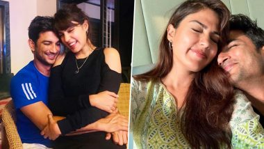 1 month after the death of Sushant Singh Rajput, girlfriend Riya ...