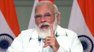 Happy Birthday PM Narendra Modi: Prime Minister Modi's 70th birthday today, these leaders including President Ramnath Kovind-Rahul Gandhi, Amit Shah congratulated